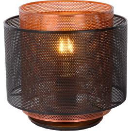 Lampe de table industrielle Ø 25 cm Roma