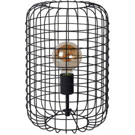 Lampe de table industrielle Ø 26 cm Gael