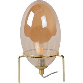 Lampe à poser vintage Ø 13 cm Eggy