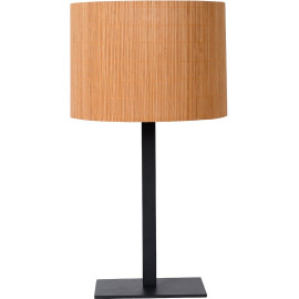 Lampe à poser salon design Ø 28 cm Wood