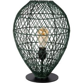 Lampe à poser salon en rotin Ø 40 cm Albi
