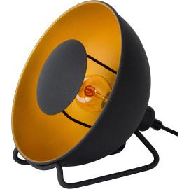 Lampe de table industrielle Ø 20 cm 1xE14 Swan