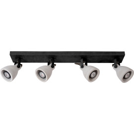 Spot plafond LED moderne 4x5W Tender