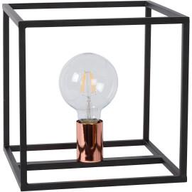 Lampe de table industrielle 1xE27 Warhol