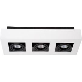 Spot plafond LED 3x5W design Frey