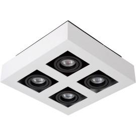 Spot plafond LED 4x5W design Manalys