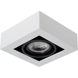Spot plafond design LED 1 lampe Zéphir