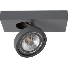 Spot plafond LED design 1 lampe Timéo