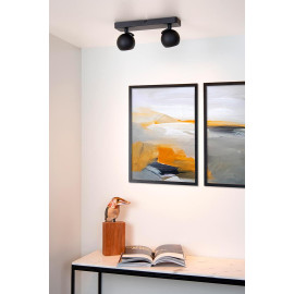 Spot plafond design 2xGU10 Ivy