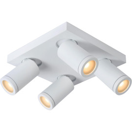 Spot plafond salle de bains design LED 4x5W Colin
