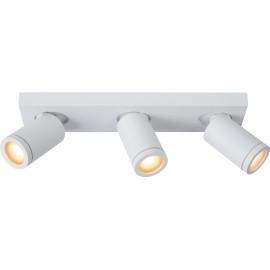 Spot plafond salle de bains LED 3x5W design Ewan