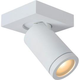 Spot plafond design salle de bains LED dimable Leonardo