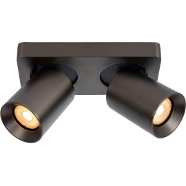 Spot plafond dimmable LED design Gaspard