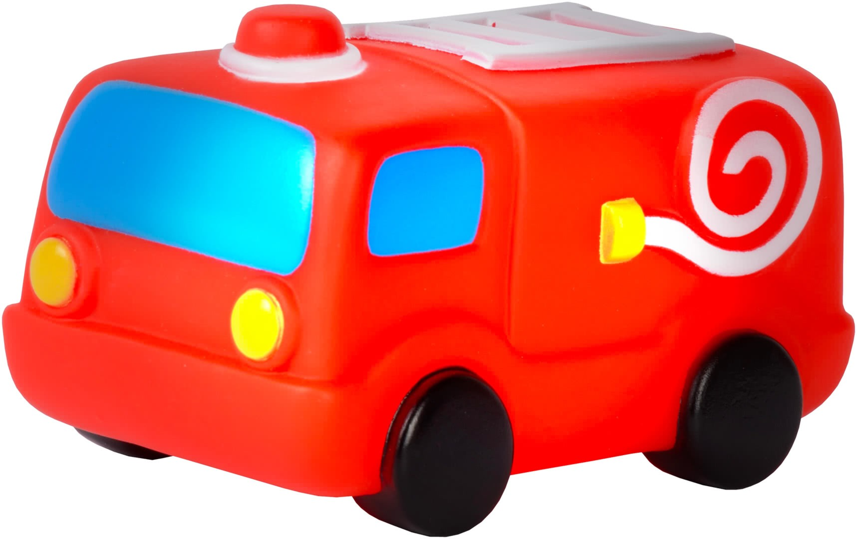 Veilleuse enfant led voiture de pompier rouge sam