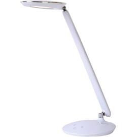 Lampe de bureau classique blanche tactile led Miro