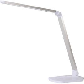 Lampe de bureau design articulée blanche led Malicia