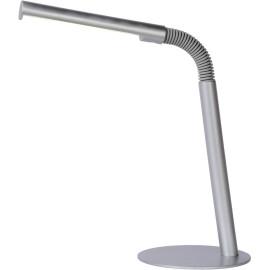 Lampe de bureau contemporaine Led en métal gris Doris