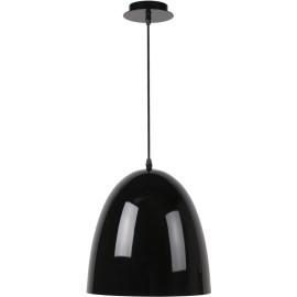Suspension design en métal noir Yoko