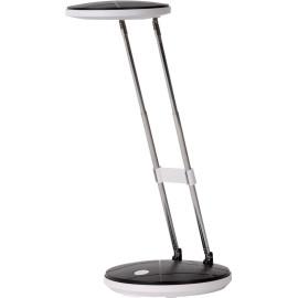 Lampe de bureau design led noire Julietta