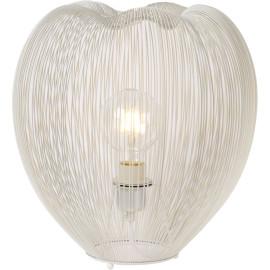 Lampe à poser design en métal blanc Ø 35 cm Nattie