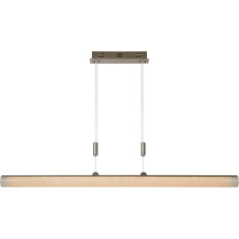 Suspension moderne led en verre Granita