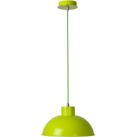 Suspension classique en métal vert pomme Rondo