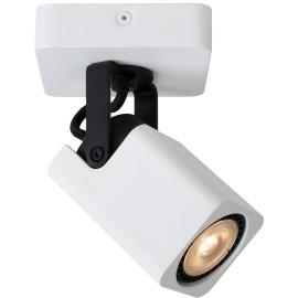 Spot design led blanc 1 spot Liminea