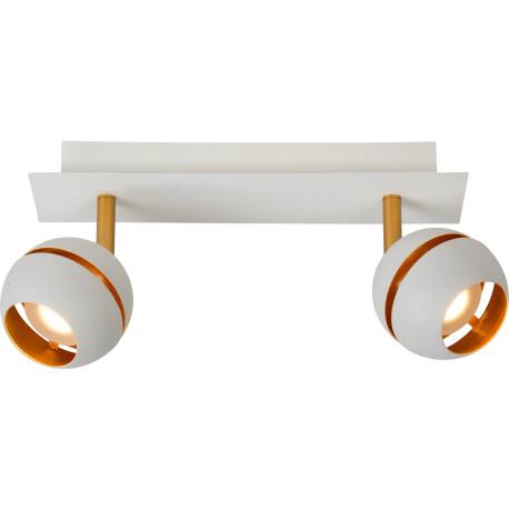 plafonnier design blanc 2 spots boule sevina Résultat Supérieur 15 Frais Plafonnier Design Blanc Photos 2017 Kgit4