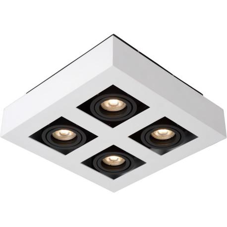 plafonnier moderne noir et blanc 4 ampoules led cinno Résultat Supérieur 15 Superbe Plafonnier Led Noir Image 2017 Shdy7