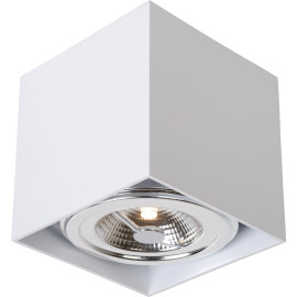 Spot led design carré blanc Diablo