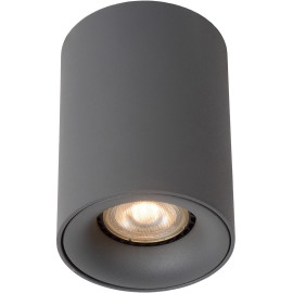 Spot design led rond gris Benito