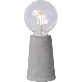 Lampe à poser industrielle en béton Marcia