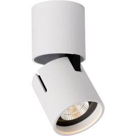Spot led design modulable blanc 7W Delifio