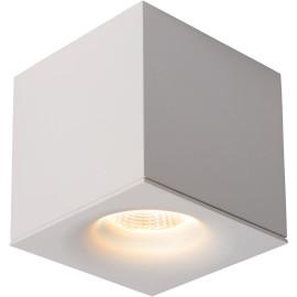 Spot led design carré blanc Julian