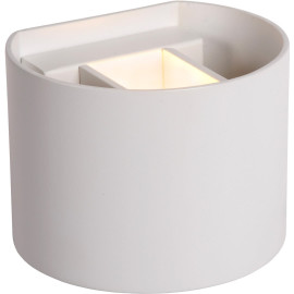 Applique ronde led design blanche Sony