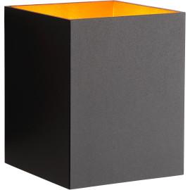 Applique carrée design noire Eliot