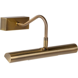 Applique spot flexible moderne bronze Flexio