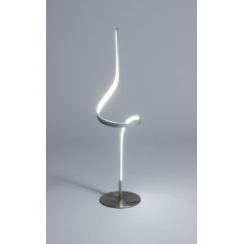 Lampe à poser design ruban led Athena