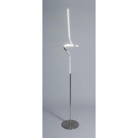 Lampadaire design ruban led Athena