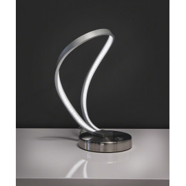 Lampe de table design led intégré Opium