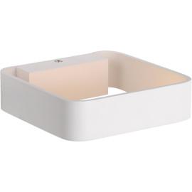 Applique design led blanche Hony