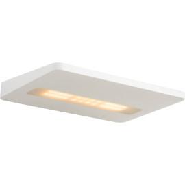 Applique design led intégré blanche Vero