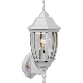 Applique vintage lanterne blanche Caren