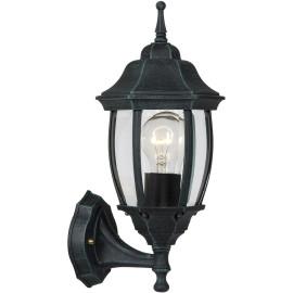 Applique vintage lanterne noire Caren