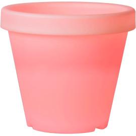 Pot de fleurs lumineux LED Flower