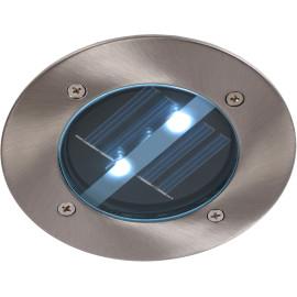 Spot moderne rond en aluminium LED Ø12 cm Efisio