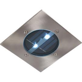 Spot moderne carré en aluminium LED 12 cm Efisio