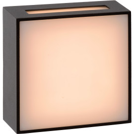 Applique moderne d'extérieur en aluminium LED Ilia