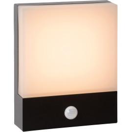 Applique moderne d'extérieur en aluminium LED Ilie