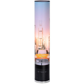 Lampadaire moderne en métal New York
